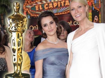Modowe NAJ na Oscarach 2012