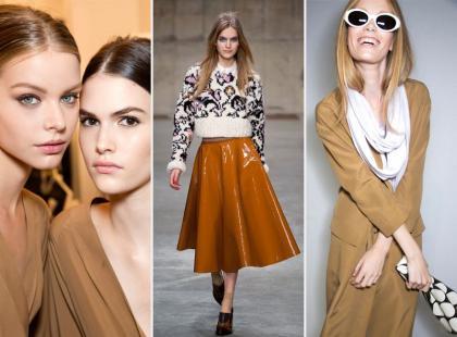 Modowe trendy – kolor musztardowy
