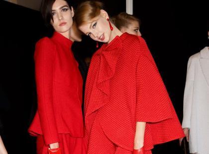 Modowe trendy – poncho