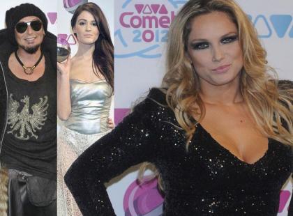 Modowe wpadki na Viva Comet 2012