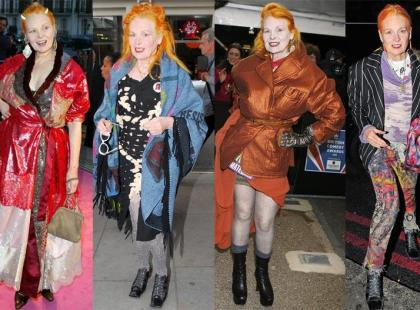 Modowe wybryki Vivienne Westwood