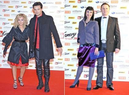 Modowy ranking polskich gwiazd - Telekamery 2009 - PARY