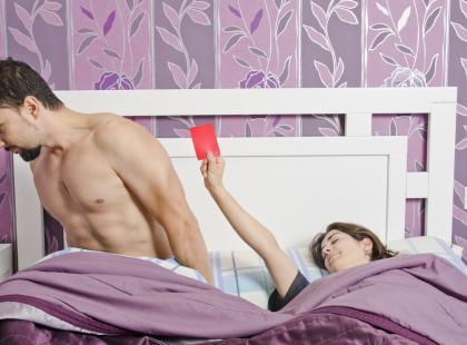 Mój mąż nie stara się już w łóżku! Co robić?