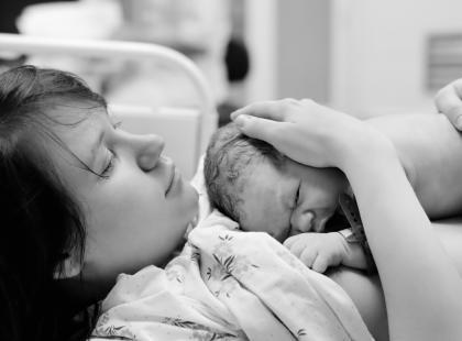 Moje dziecko żyło 5 dni. Ginekolog uznała, że nie warto powiedzieć mi, że urodzi się chore i zdeformowane
