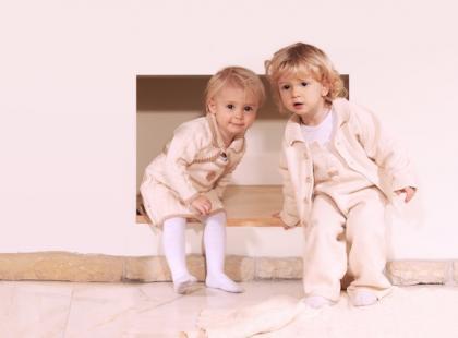 Mon Petit Bébé - moda dziecięca
