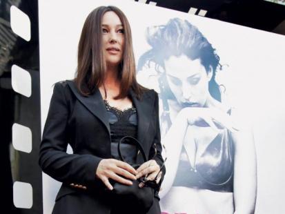 Monica Bellucci - Dojrzała kobiecość