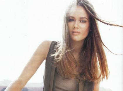 Monika Jac Jagaciak -  światowej sławy modelka!