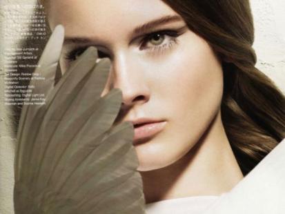 Monika Jagaciak jedną z najlepszych modelek świata