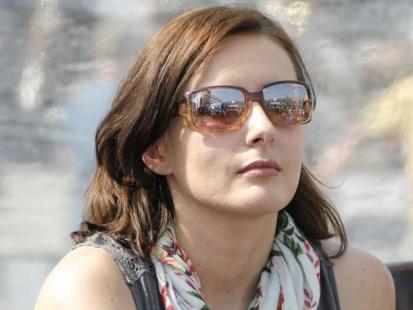 Monika Kuszyńska pokazała się publicznie