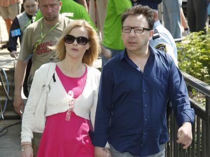 Monika Richardson i Zbigniew Zamachowski już się nie ukrywają!