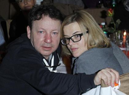 Monika Richardson i Zbigniew Zamachowski nie ukrywają swoich uczuć!