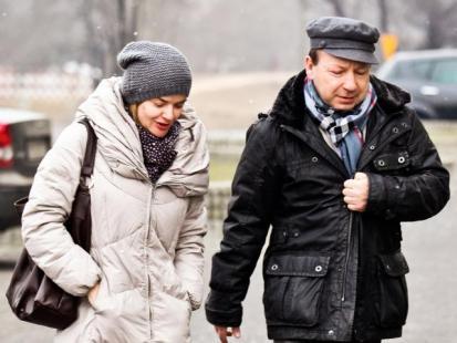 Monika Richardson i Zbigniew Zamachowski - Pod jednym dachem