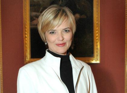 Monika Richardson - mistrzostwo kreacji