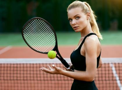 Moroccanoil i WTA razem? Tak! Przeczytaj, co łączy kobiecy tenis i produkty do włosów!