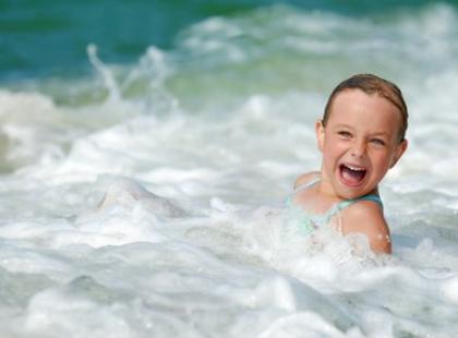 Morze - wielki przyjaciel dzieci