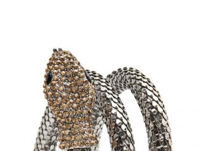 Motywy zwierzęce w biżuterii na wiosnę i lato 2012