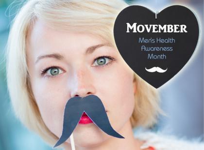 Movember - gwiazdy promują wąsy!