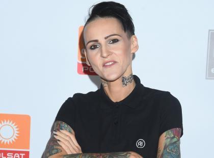 Mroczna Agnieszka Chylińska? Zobaczcie jej nową fryzurę!