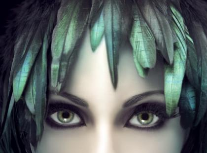 Mroczne makijaże na Halloween