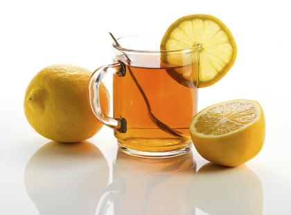 Mrożona herbata cytrynowa