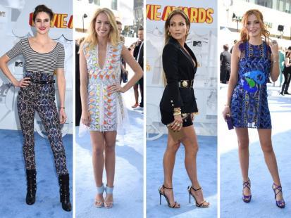 MTV Movie Awards 2015 - mamy zwycięzców statuetek Złotych Popcornów!