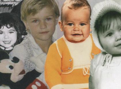 Mucha, Socha, Kożuchowska - tak gwiazdy wyglądały w dzieciństwie