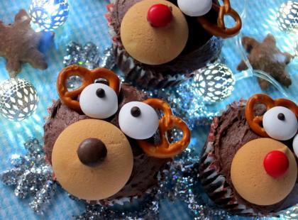 Muffiny reniferki! Skradną serca wszystkich dzieci (nasze już skradły)