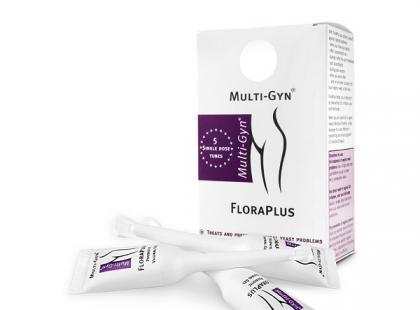Multi-Gyn FloraPlus – żel dopochwowy