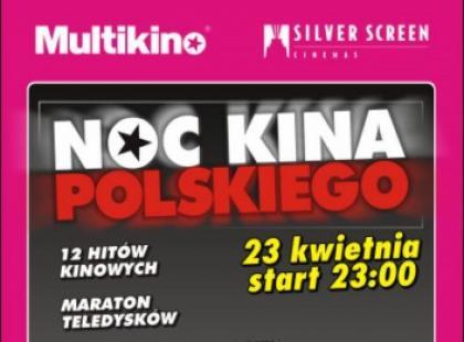 Multikino Arkady Wrocławskie zaprasza na Noc Kina Polskiego!