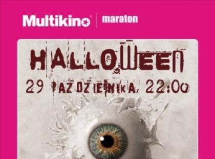 Multikino Złote Tarasy zapraszają na Maraton Halloween