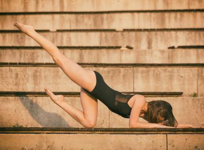 Musisz to wiedzieć! Które części ciała mogą ucierpieć na jodze?