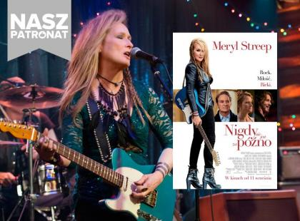 """Musisz to zobaczyć! Filmowy hit z Meryl Streep """"Nigdy nie jest za późno"""""""
