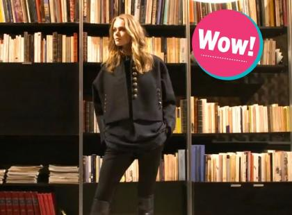 Musisz to zobaczyć! H&M pierwszy raz na Paris Fashion Week [video]