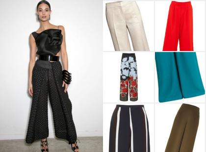 Must-have sezonu: 19 par szerokich spodni
