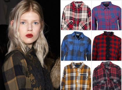 Must-have sezonu: 21 szałowych koszul w kratę
