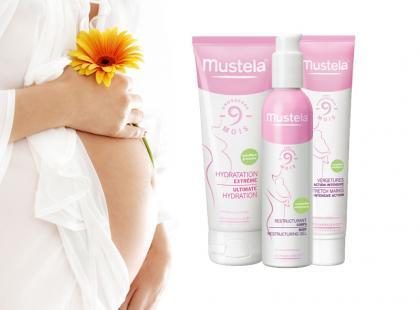 Mustela - Preparaty dla kobiet w ciąży