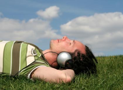 Muzyka w marzeniach sennych