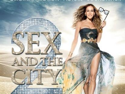 """Muzyka z filmu """"Seks w wielkim mieście2"""""""