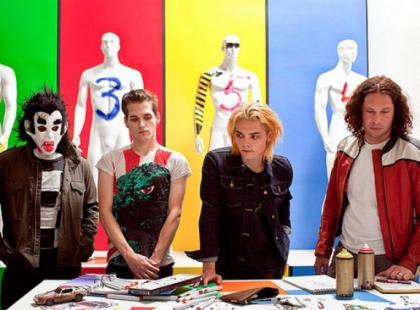 """My Chemical Romance """"Danger Days"""" - We-Dwoje. pl recenzuje"""