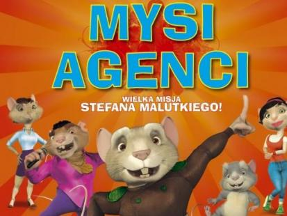 """""""Mysi agenci"""" na DVD"""