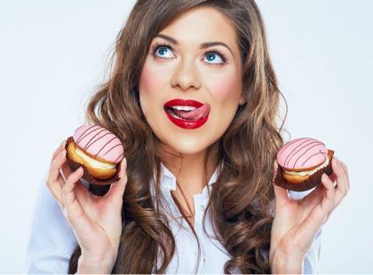 Myślisz, że słodycze powodują tylko tycie? NIE! Obniżają również twoje IQ!