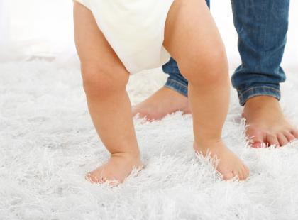 Myślisz, że to takie proste? Zobacz trening inspirowany nauką chodzenia dziecka