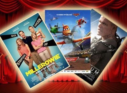 Na co do kina w ten weekend? 5 propozycji!