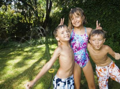 Na co pozwolić przedszkolakowi na wakacjach