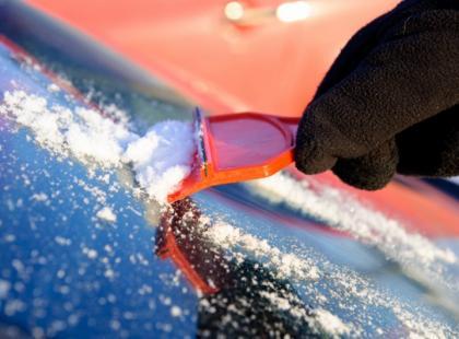 Na co uważać, by uniknąć wypadku zimą? (galeria)