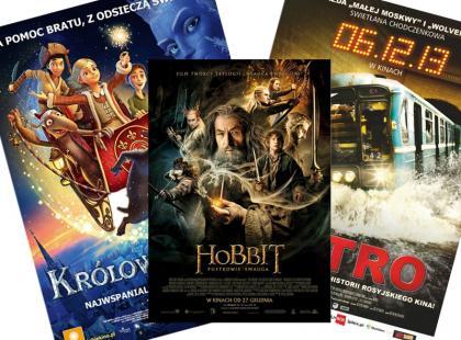 Na co warto iść do kina - 3 ciekawe premiery filmowe
