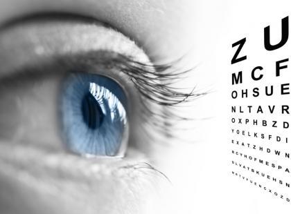 Na czym polega badanie pola widzenia?