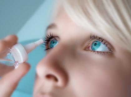 Na czym polega jęczmień oka?