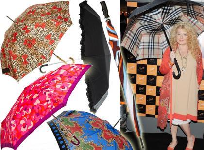 Na deszczowe dni: przegląd jesiennych parasolek