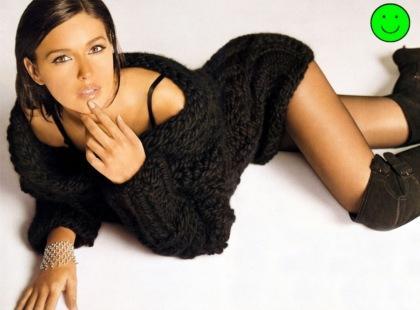 Na dywaniku: Monica Bellucci - esencja kobiecości